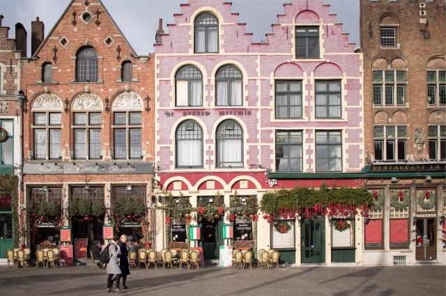 bruges markt belgium