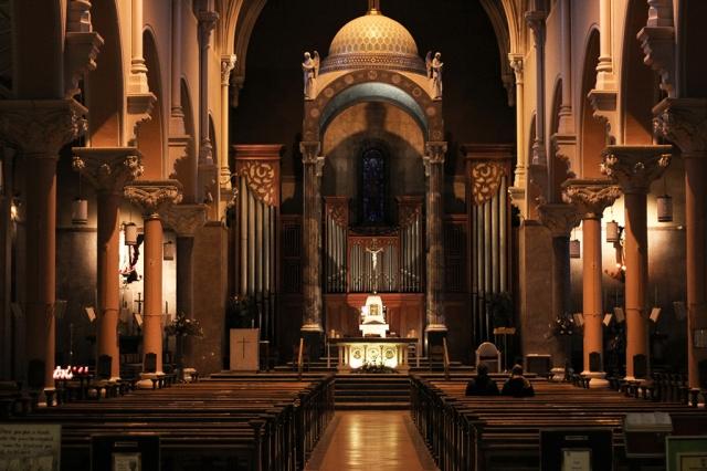 whitefriar church dublin valentine's day