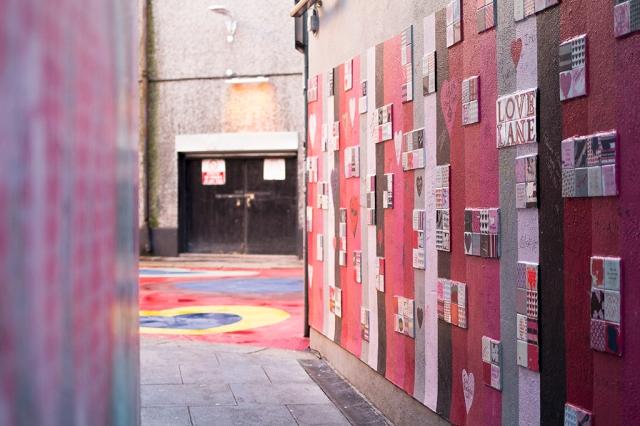love lane temple bar valentine's day dublin