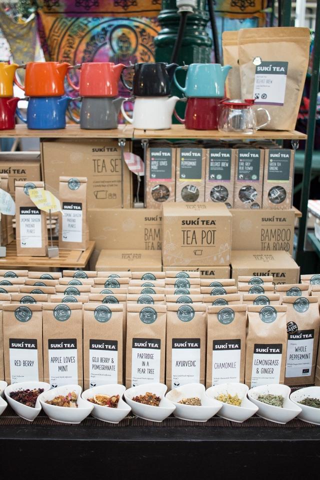 st george's market belfast suki tea